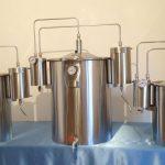 Alambiques para aceites esenciales y licores